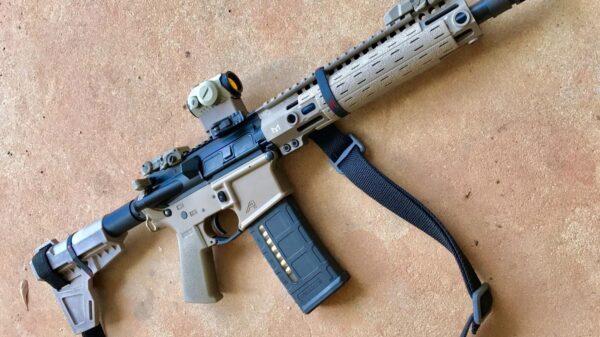 AR-15 California