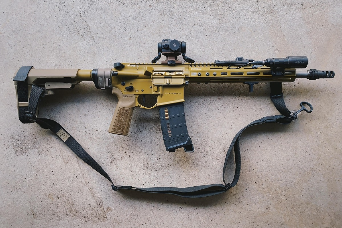 Joe Biden AR-15 Tax