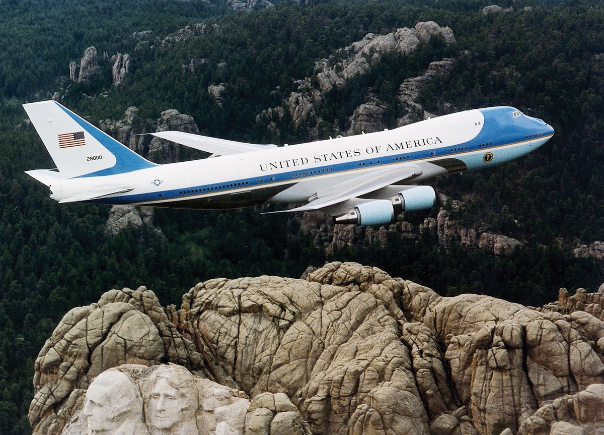 Air Force One Delay