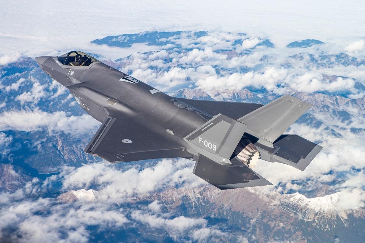 China F-35