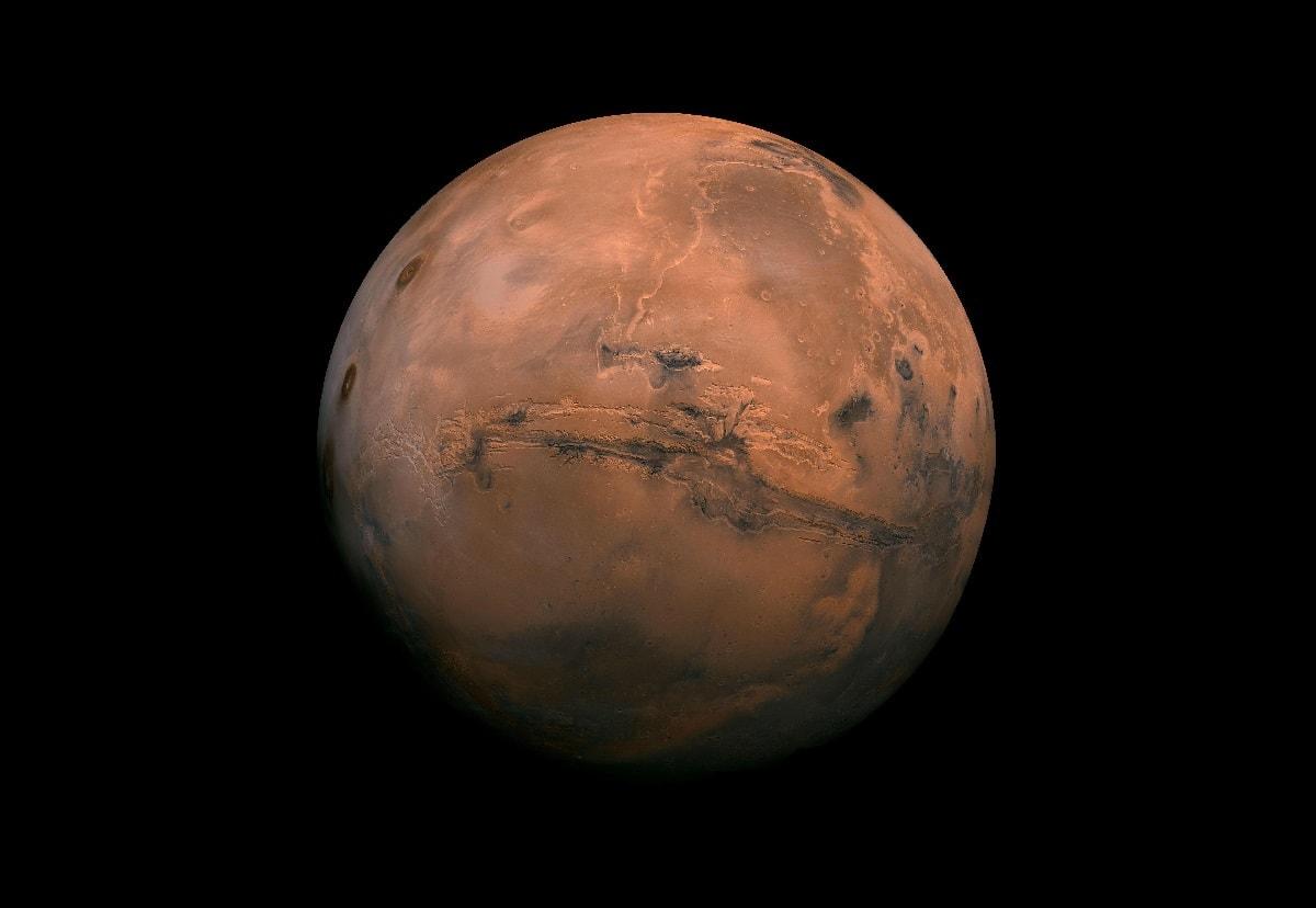 China Mars Base