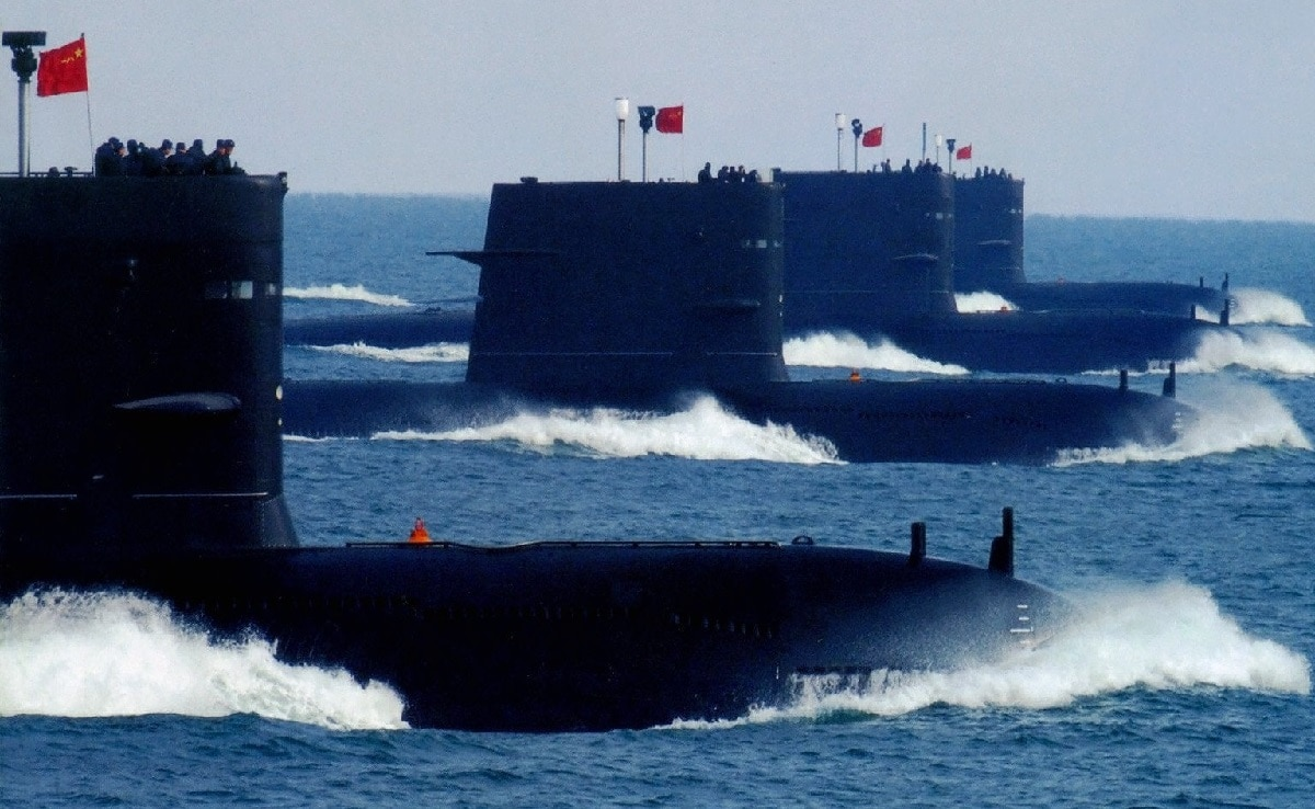 Chinese Navy Submarine Suffocation