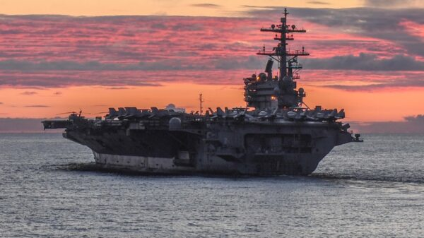 Aircraft Carrier Clogged Toilet