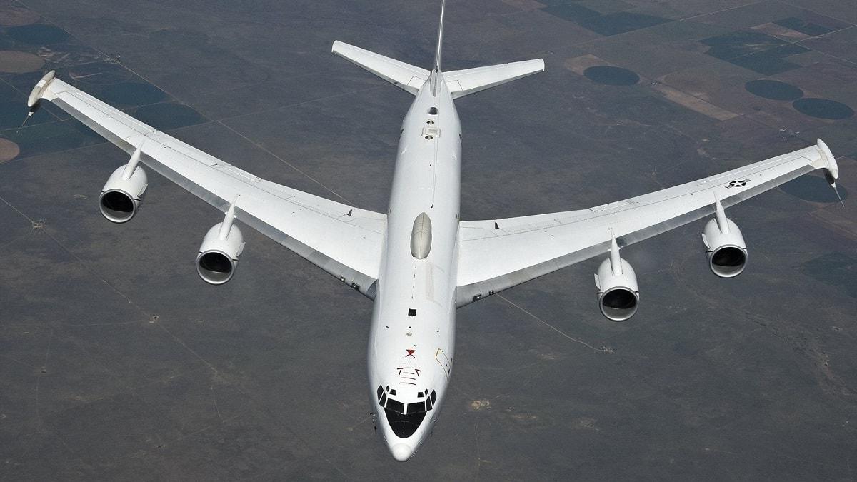 E-6 Plane