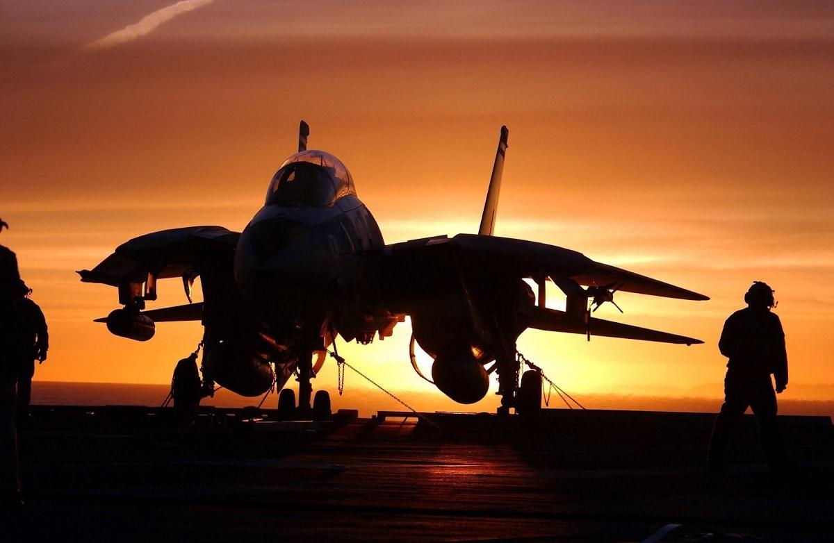 F-14 Concorde