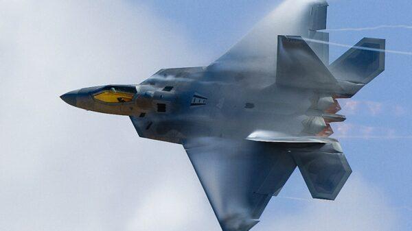 F-22 Hawaii