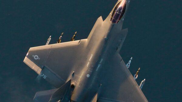 F-35 USS Carl Vinson
