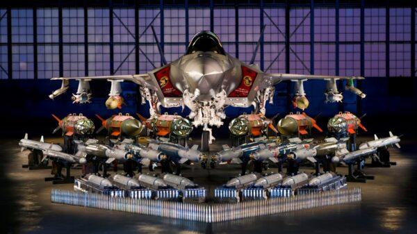 U.S. Military China