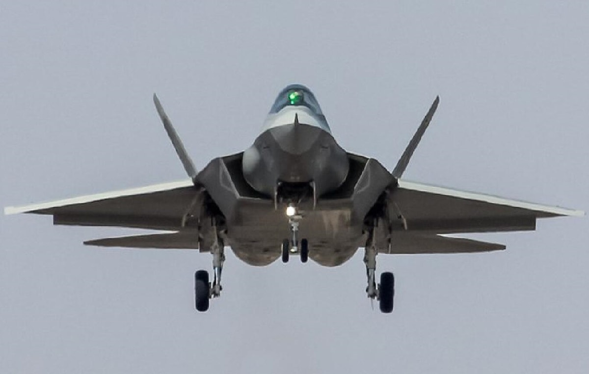 FC-31 Stealth Fighter