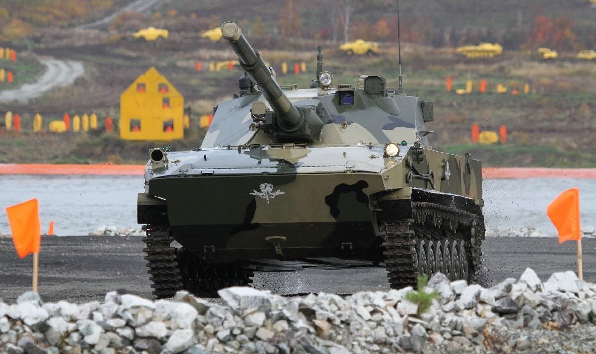 India Russian Tanks
