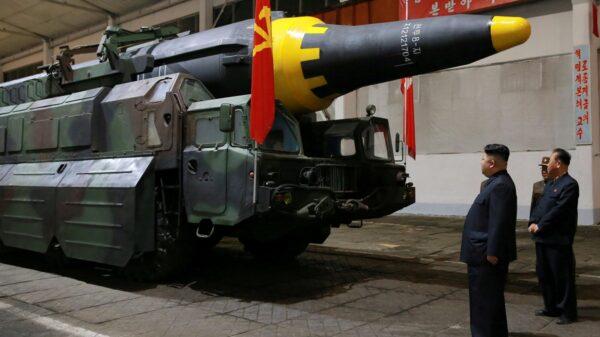 North Korea ICBMs