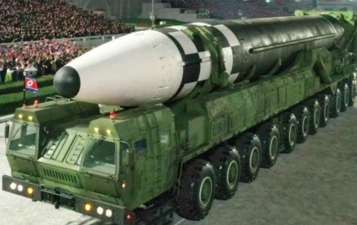 North Korea Missile Defense