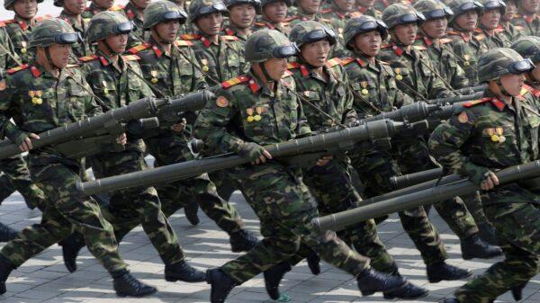 North Korea Swarm