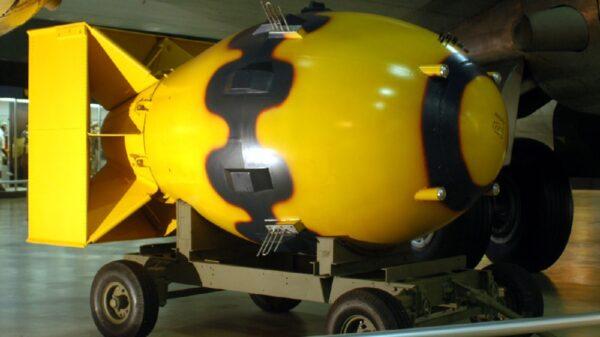 Nuclear Bomb Backpacks