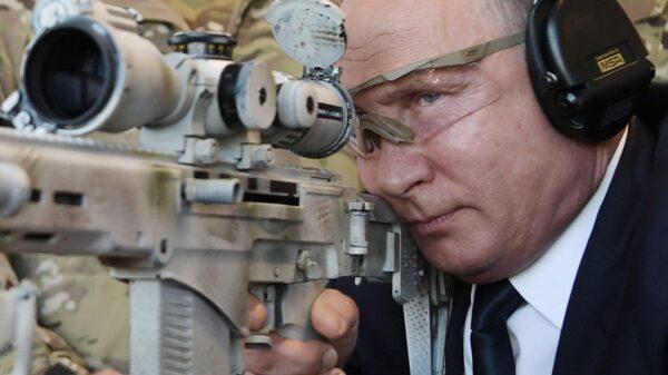 New Russian Sniper Rifle