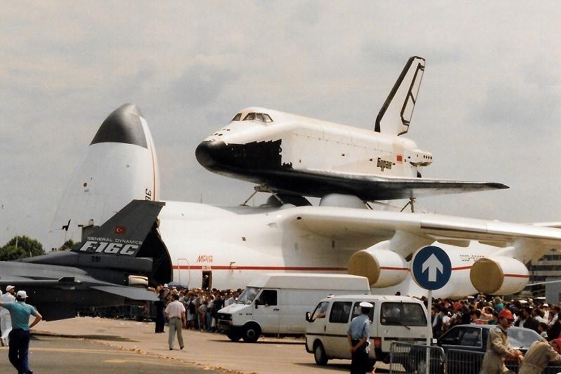 Russia Space Shuttle