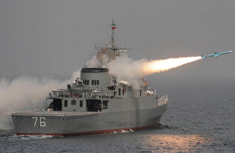 Iran Navy Venezuela