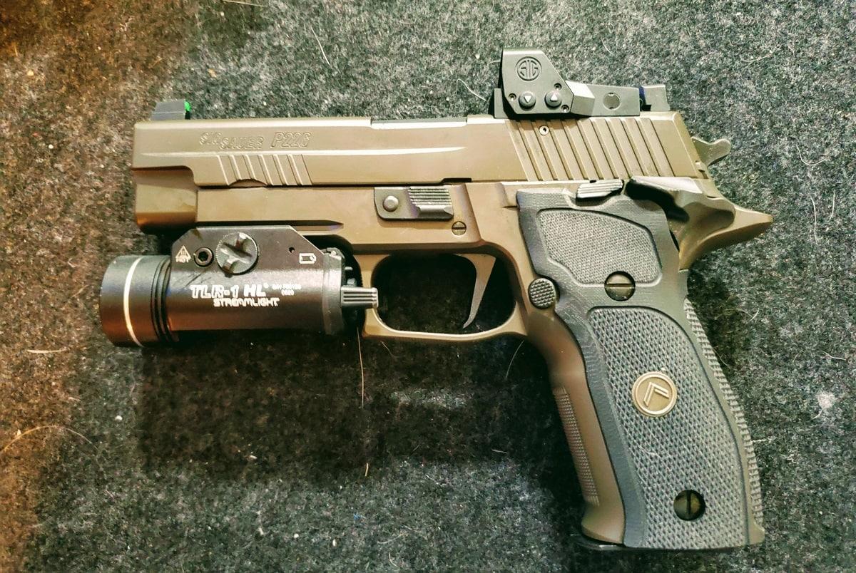 Sig Sauer Legion P226
