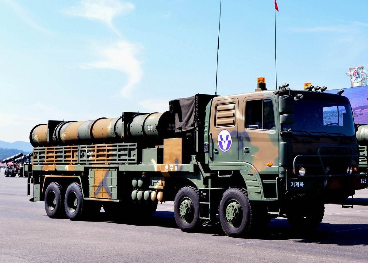 South Korea Missiles