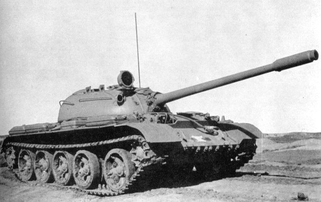 Russia's 5 Most Powerful Tanks of All Time
