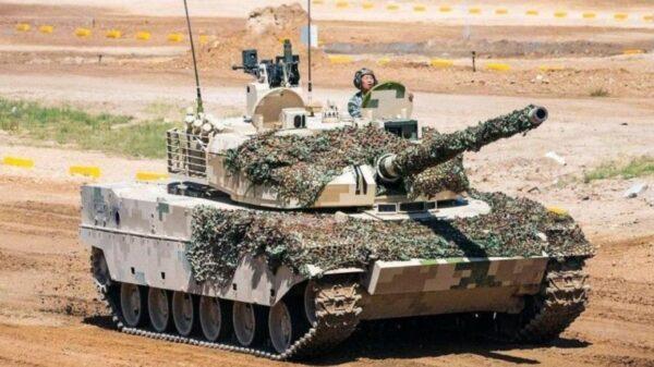 Type 15 Light Tank
