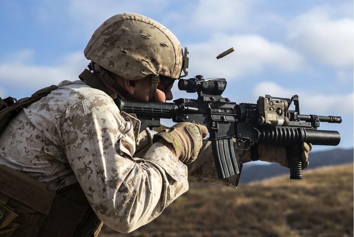 U.S. Marine Corps Missiles