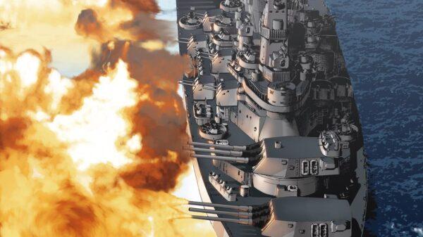 U.S. Navy War of 2026