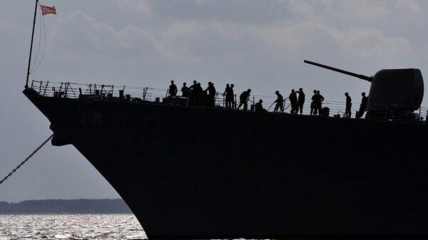 U.S. Navy Ghost Fleet