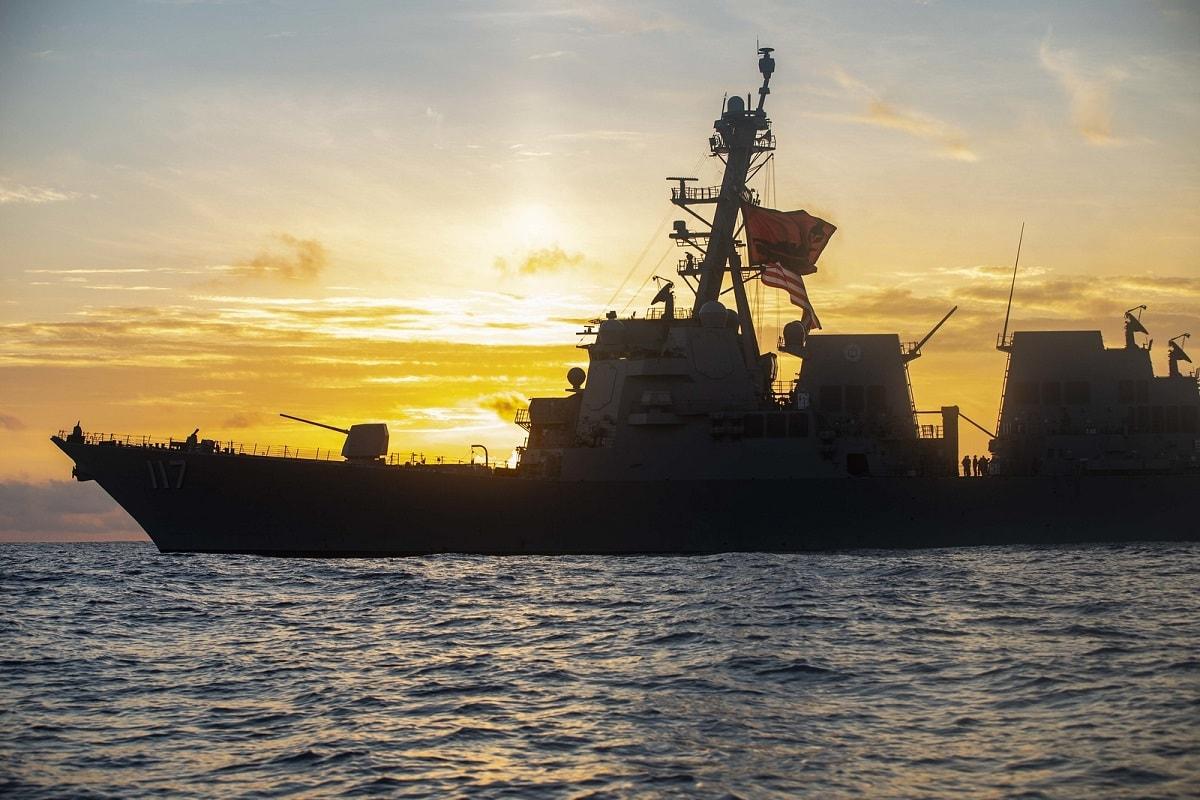 U.S. Navy Strategy Joe Biden