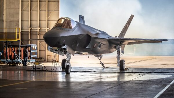 6th Generation Stealth Fighter