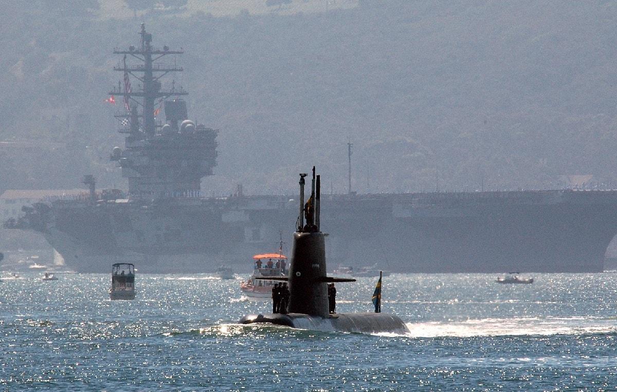 AIP Submarine