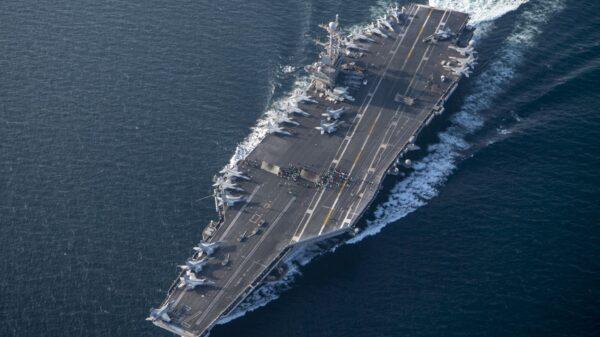 Aircraft Carrier Sunk