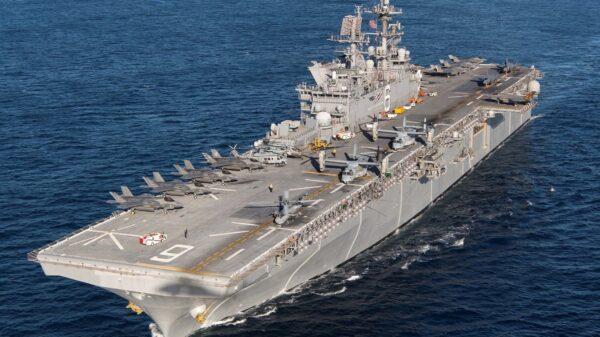 amphibious assault ship