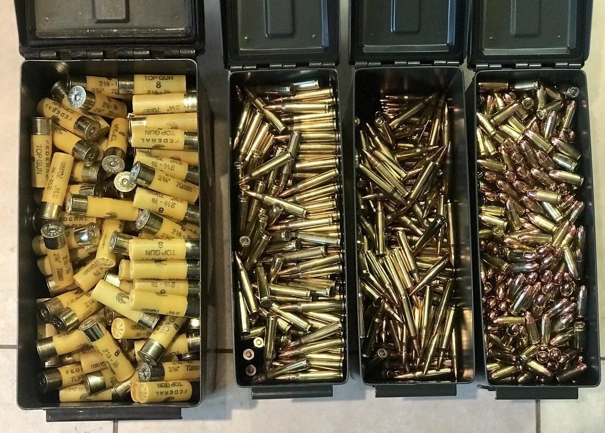 Ammo Shortage Hunting