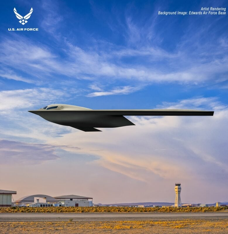 B-21 Pictures