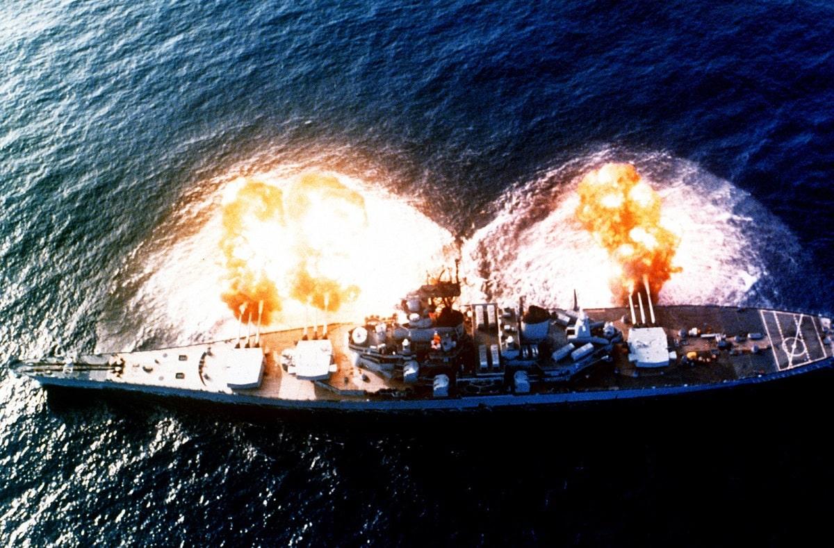 Battleship Nuclear War