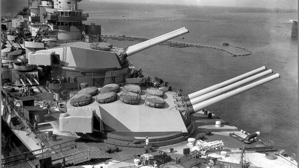 Italy Battleships