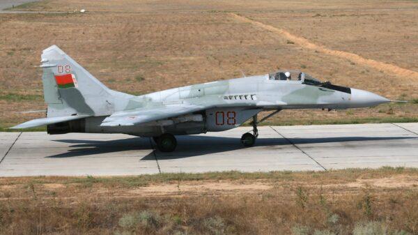 Belarus MiG-29