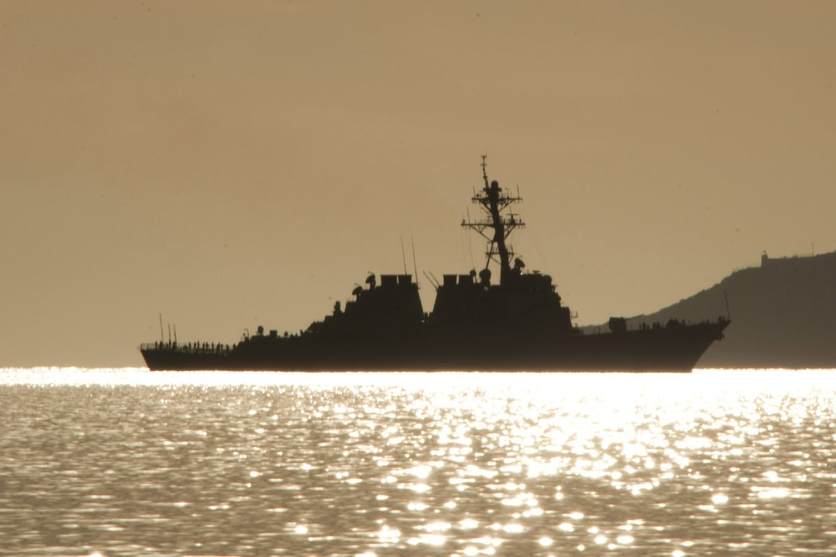 Black Sea Tensions
