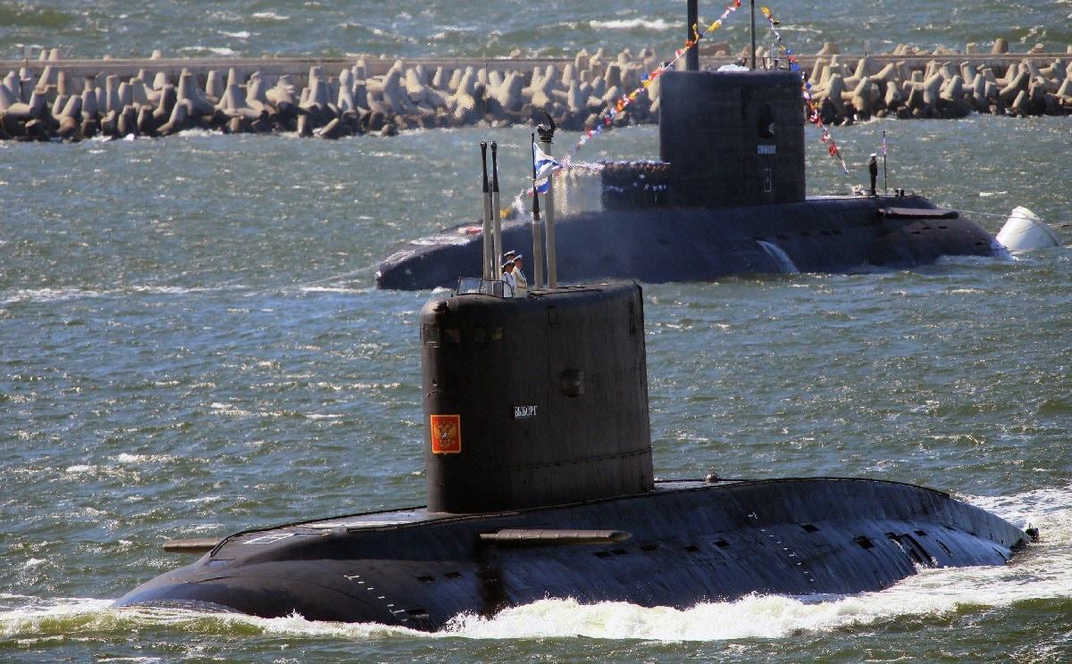 Russian Navy Black Sea