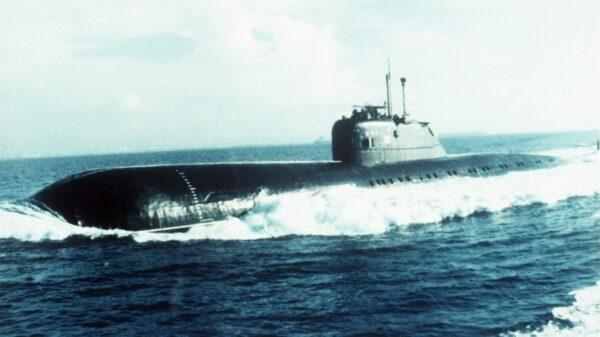 Russian Navy Submarine Disaster