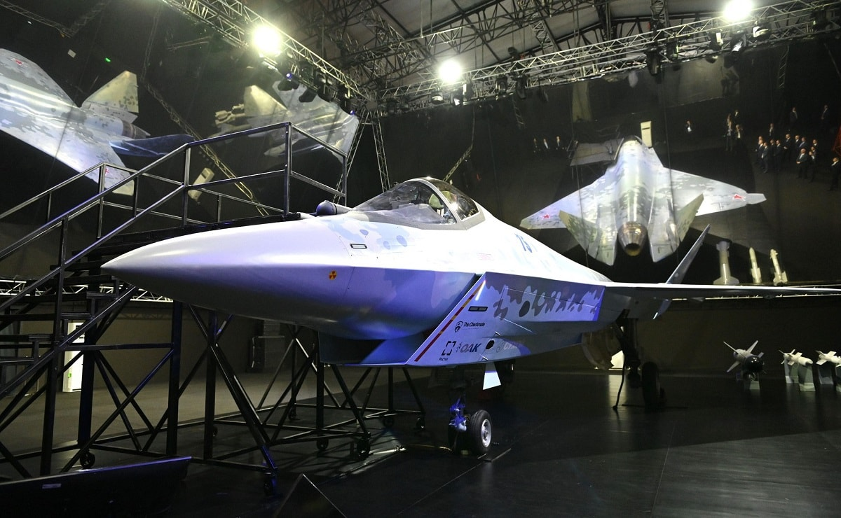 Checkmate Stealth Fighter