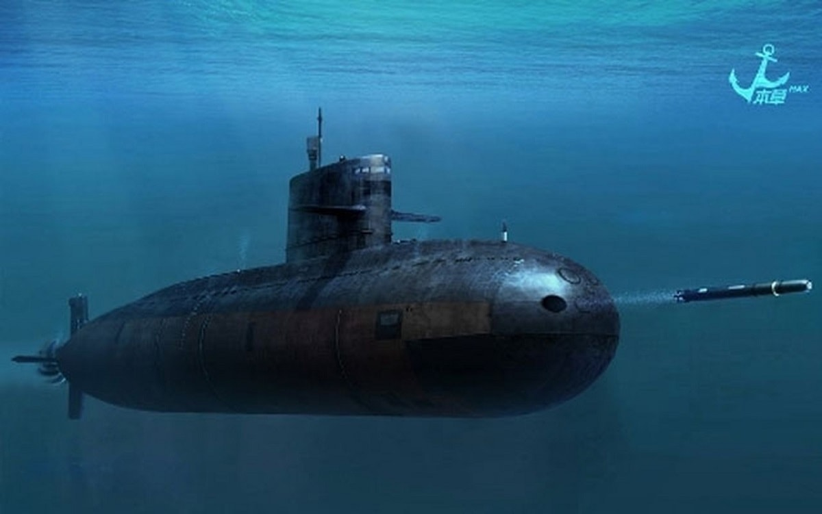 China Submarines