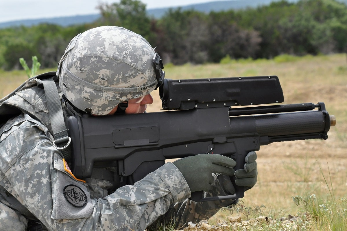 China Laser Guns
