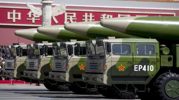 Chinese Nuclear Arsenal