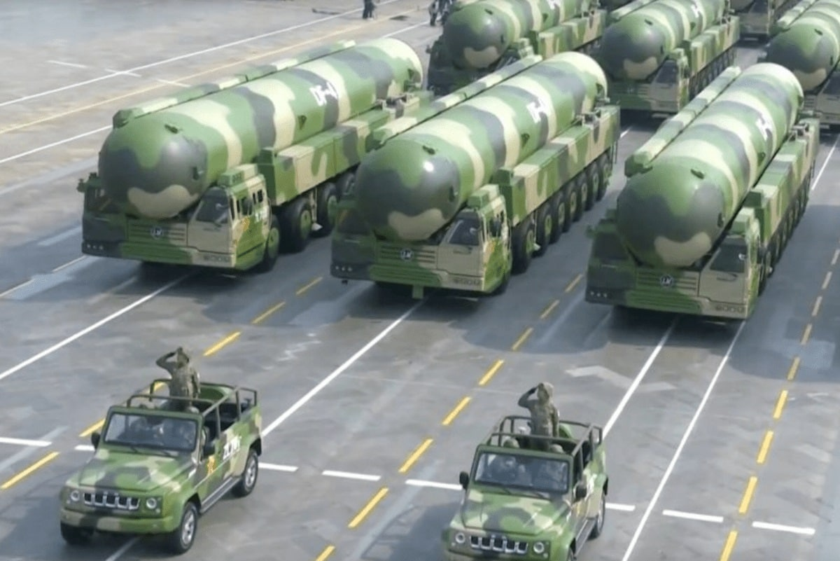 Chinese Nuclear Weapons