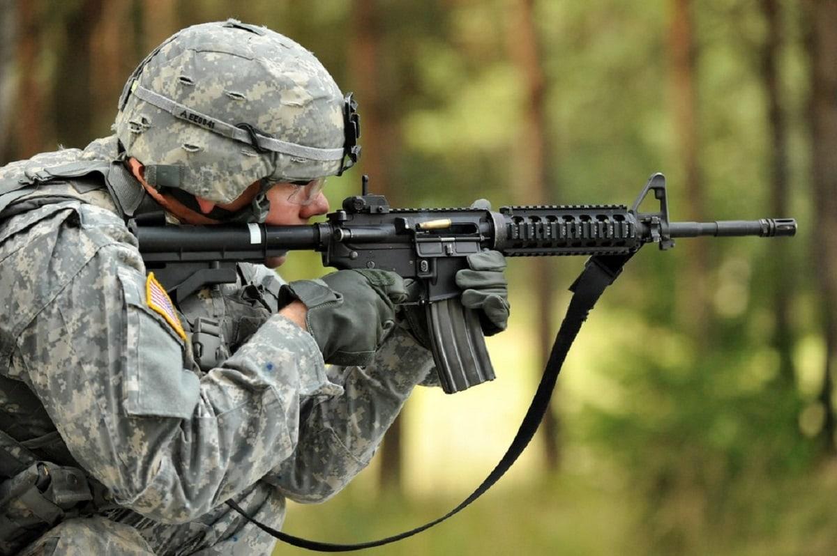 Colt's Individual Carbine