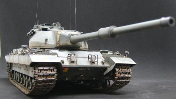 Conqueror Heavy Tank