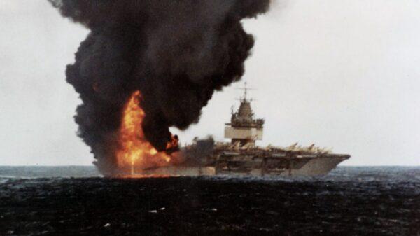 5 Worst Defeats in U.S. Navy History