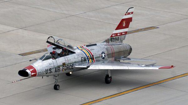 F-11 Super Sabre